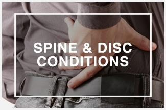 Spine and Disc Conditions in Frisco TX